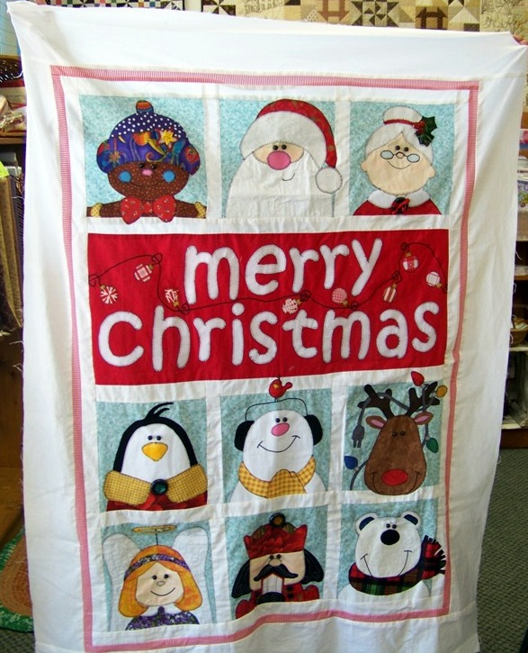 Amy Bradley Designs Gingerbread Houses: Attic Window Quilt Shop: MONSTERS IN THE ATTIC (WINDOW