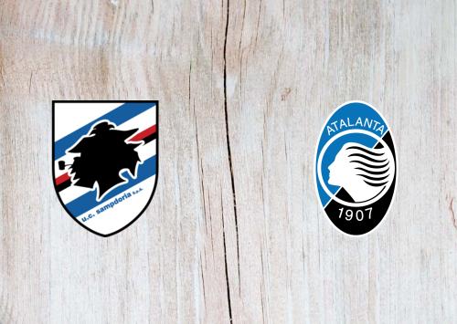 Sampdoria vs Atalanta -Highlights 10 November 2019