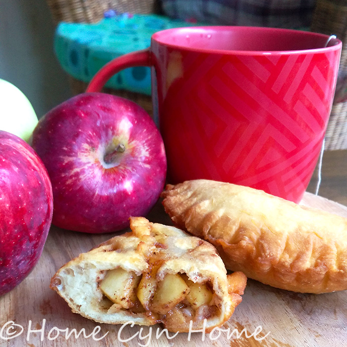 This fall, indulge yourself with this classic apple recipe. Best enjoyed with a steaming cup of tea.