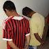 Policia Militar prende suspeitos de distribuir drogas no Bairro Dona Julia