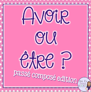 Do you want a quick and easy way to assess your students on the correct passé composé auxiliary verb? Do you need a way to speed up the grading process? You'll love these new cards from Boom Learning. There's no printing, no cutting, and best of all... they check themselves! Click here to check it out!