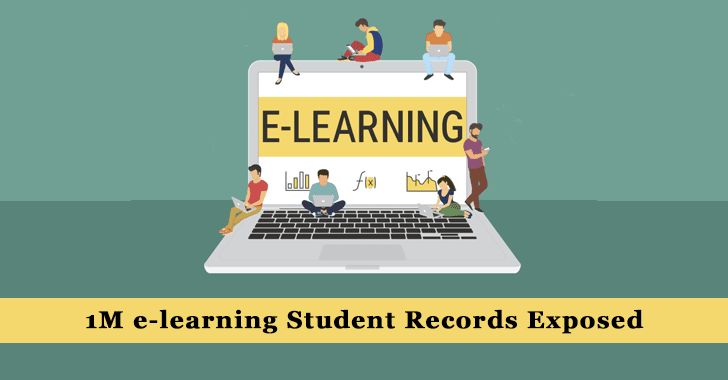 e-learning Students Data Leak