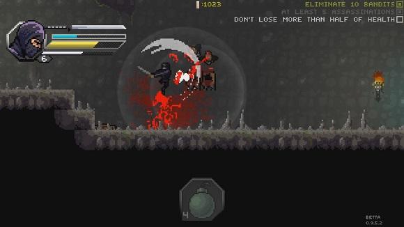 pixel-shinobi-nine-demons-of-mamoru-pc-screenshot-www.ovagames.com-4