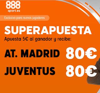 888sport superapuesta champions Atletico vs Juventus 20 febrero 2019