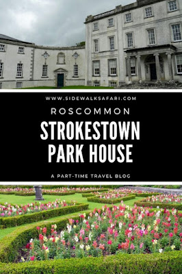 Strokestown Park House in County Roscommon Ireland