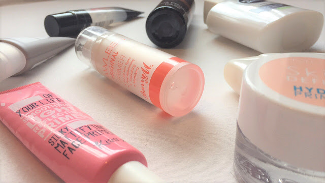 My Makeup Collection - Primers