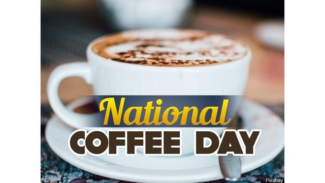 National Coffee Day Wishes Sweet Images