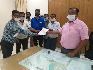 पत्रकार संगठनों ने की रतन सिंह के परिवार को 50 लाख मुआवजा, आश्रितों को नौकरी देने की मांग   #NayaSaveraNetwork