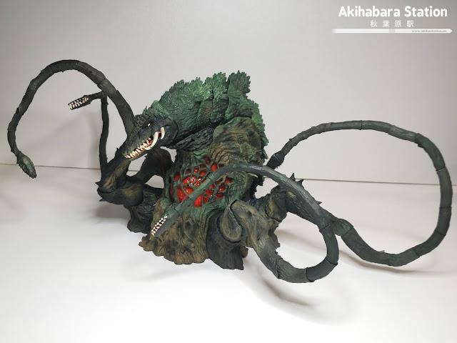 Review de S.H.MonsterArts Godzilla vs Biollante Special Color Ver.  - Tamashii Nations