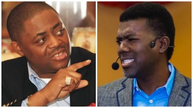 The Two Faces Of Opposition Party Members Nigerians Should Fear: Reno Omokri And Femi Fani Kayode