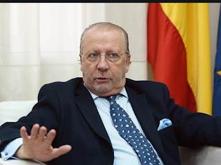 استدعاء السفير الأمريكي في إسبانيا