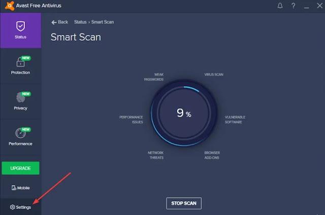 How to Fix Avast Antivirus Issues on Windows