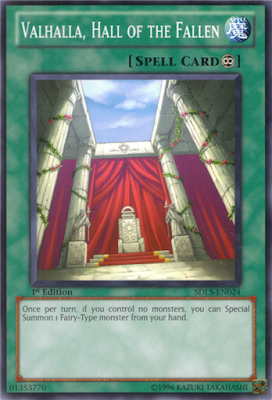 valhalla, hall of the fallen, yu-gi-oh!, card, game, anime