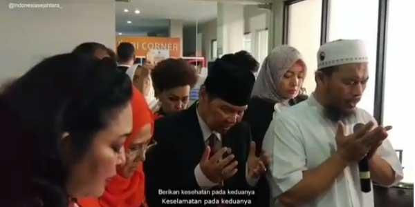 Titiek Unggah Video Doa Rujuk dengan Prabowo