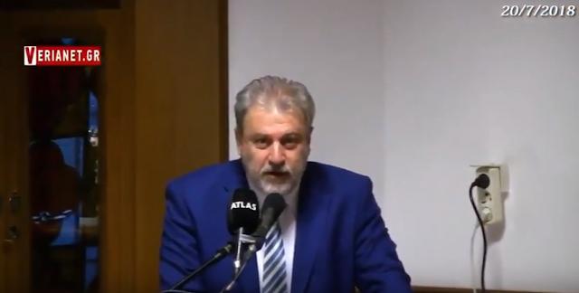 Νότης Μαριάς: Η Διεθνής Κοινότητα οφείλει να αναγνωρίσει τη Γενοκτονία των Ελλήνων του Πόντου