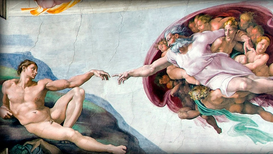 Resultado de imagen para imágenes de creación del hombre