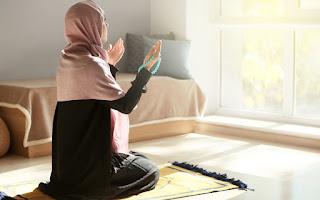 معنى الصلاة في حلم المرأة