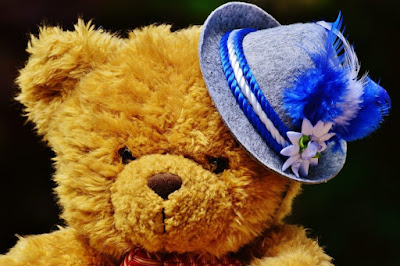 teddy bear images with love, wallpaper images download