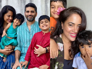 Sameera Reddy Family Husband Biography Parents children's Marriage Photos