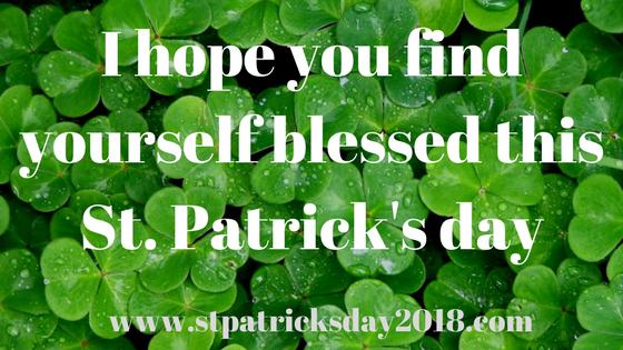 Happy St Patricks Day 2018 Quotes