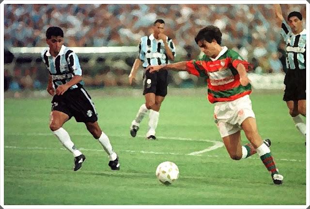 Rodrigo Fabri Portuguesa Grêmio