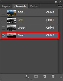 Cara membuat foto hitam putih di photoshop