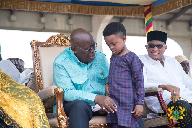 """2019 Commencement Warrant For Zongo Development Ministry Signed"" – President Akufo-Addo"