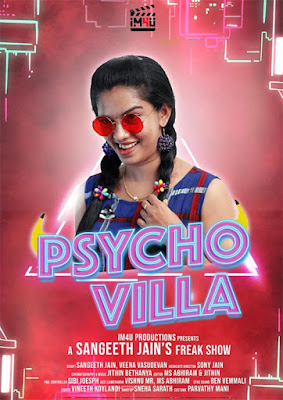 Psycho Villa Malayalam web series, www.mallurelease.com