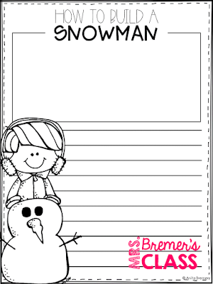 No Prep Daily Journal Writing Prompts for January! This pack includes writing stationery paper for the month of January. It is packed with prompts that will help kids generate LOTS of ideas what to write about. It also includes several seasonal acrostic poetry options. Create a monthly writing portfolio for each student!K-3 #journals #writingprompts #writing #kindergartenwriting #1stwriting #2ndwriting #winter #education #noprep
