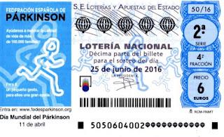 sorteo 50 loteria nacional 25 junio 2016