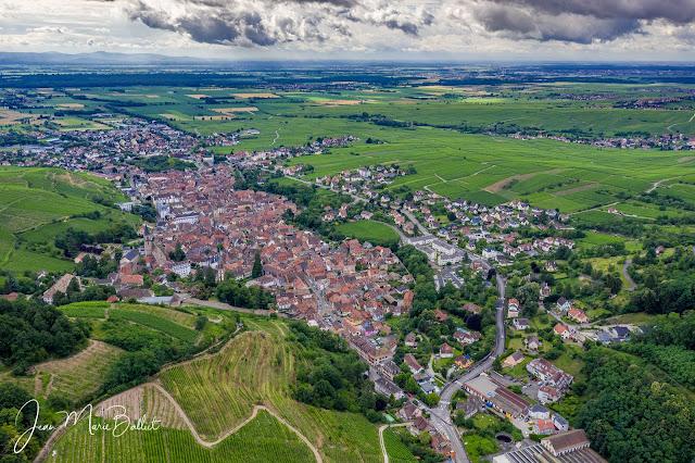 Ribeauvillé… une petite ville de caractère