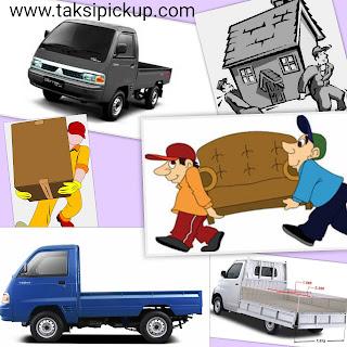 Rental mobil pickup bulanan