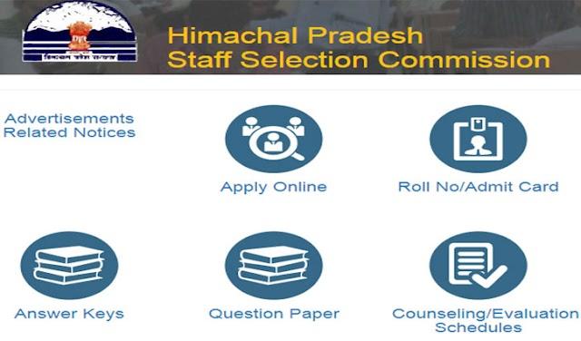 HPSSC: साल 2021 में होने वाली 43 भर्ती परीक्षाओं का शेड्यूल जारी, यहां देखें