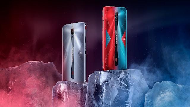 Red Magic 5S ra mắt với nâng cấp nhẹ về cấu hình
