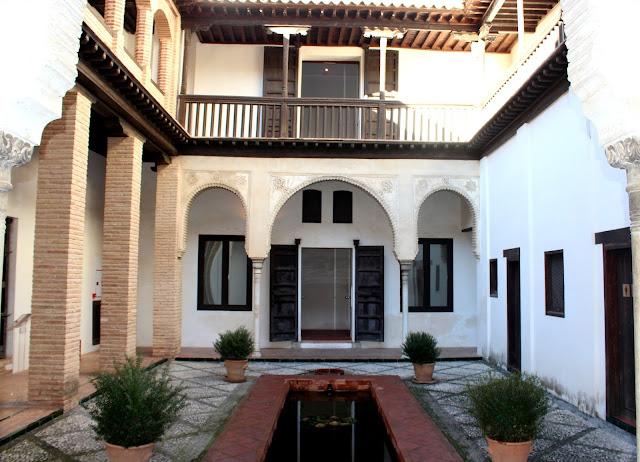 Casa del horno en Granada