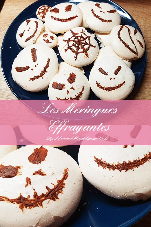 Meringues Halloween Blog Nimoise Nimoise 10