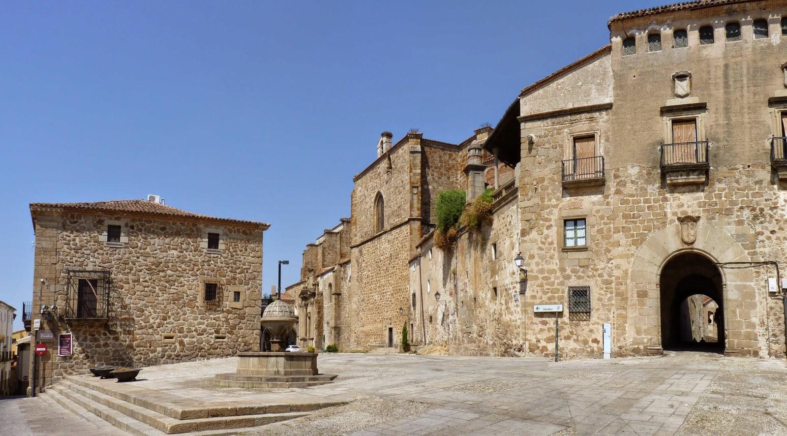 Palacio Renacentista de los Marqueses de Mirabel.