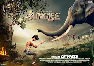Junglee First Look Poster 4