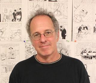 Meet a Lunatic: A Chat with Graphic Novelist Dan Mazur