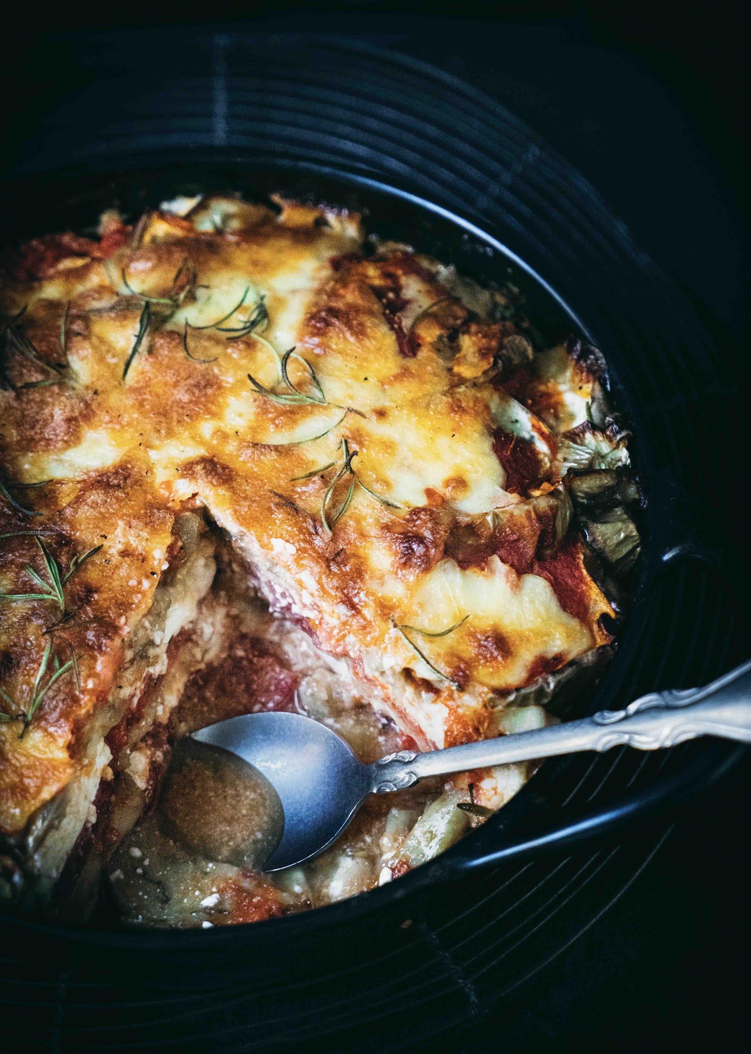 recette familiale , cuisine facile , gratin de légumes