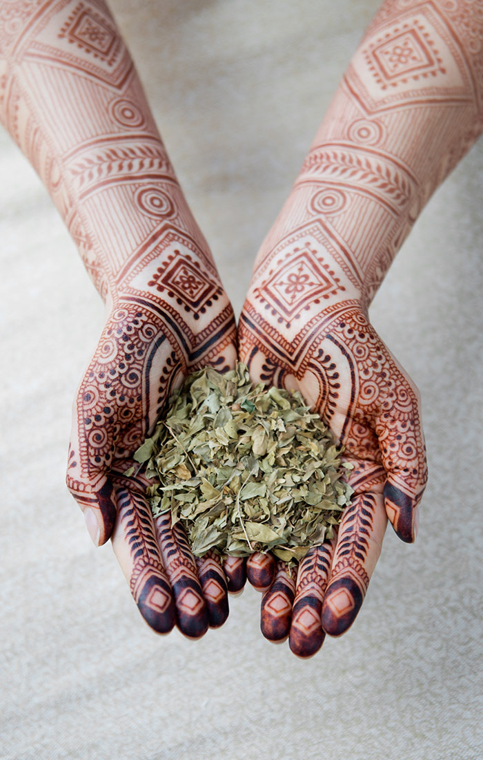 Unlock The Benefits Of Henna For Natural Hair
