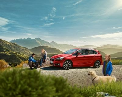 Campanie BMW Seria 2 Active Tourer