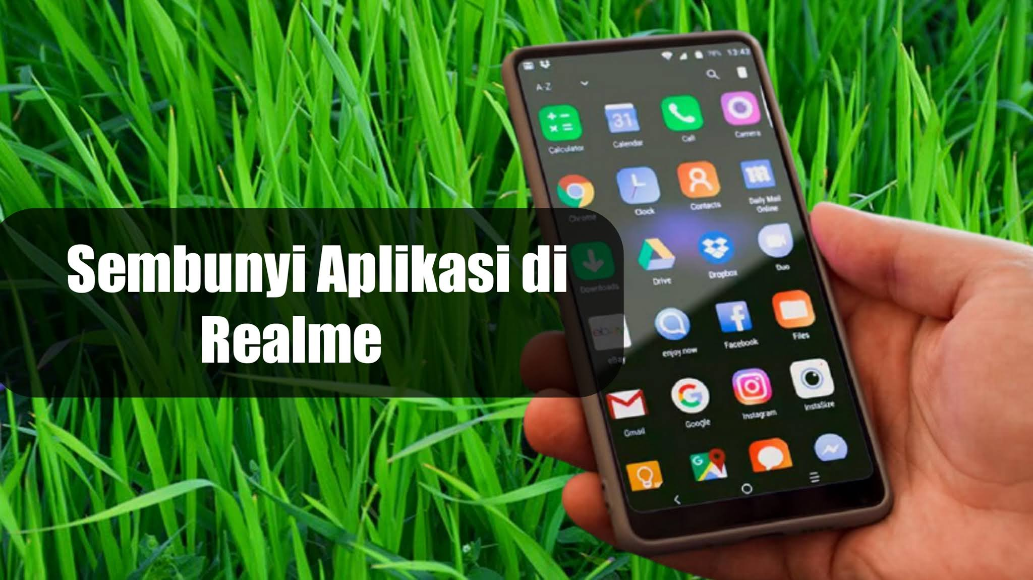 How to Hide Apps on Realme