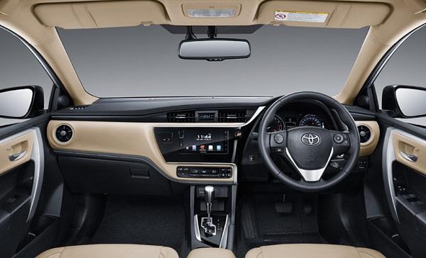 Toyota Corolla merupakan jenis kendaraan beroda empat sedan compact untuk kalangan menengah ke atas yang cu Toyota New Corolla Altis 2019 - Spesifikasi, Akselerasi, Top Speed, Konsumsi BBM, dan Harga