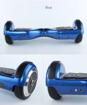 Smart Wheel Skuter Listrik