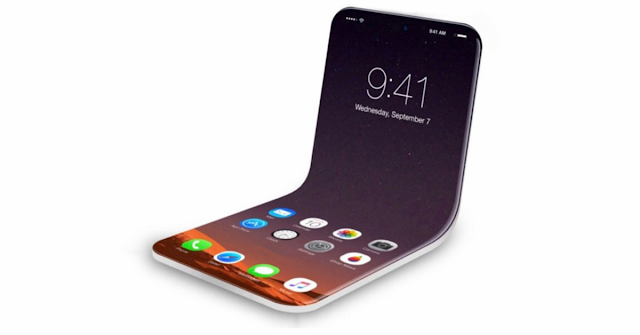 Apple's first foldable device , but might not be an iPhone