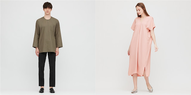 UNIQLO Raya Collection 2020, Uniqlo Raya Collection, Uniqlo, Raya 2020, Raya Fashion, Raya Collection, Fashion