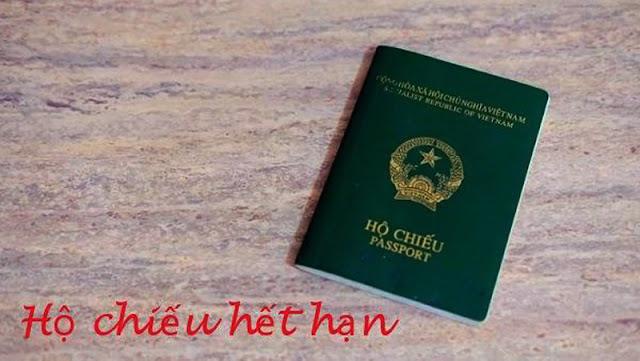 Hộ chiếu còn hạn dưới 6 tháng đi singapore được không