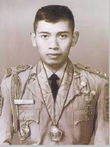 Biografi dan biodata Susilo Bambang Yudhoyono
