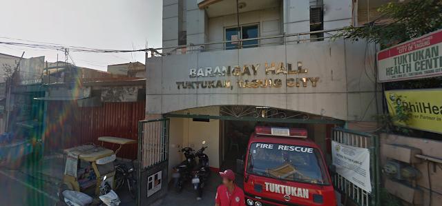 Barangay Hall Tuktukan, Taguig City